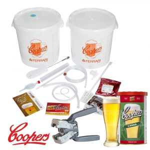 COOPERS kit de luxe